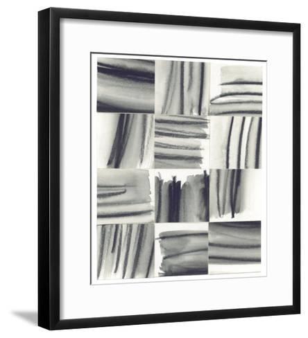 Squares 5-Erin Lin-Framed Art Print