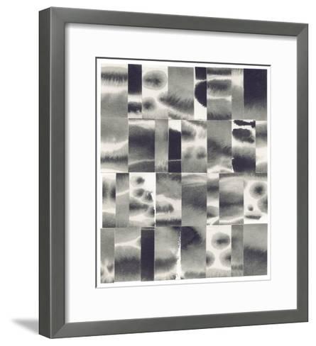 Squares 2-Erin Lin-Framed Art Print