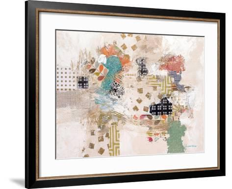 Materializing-Suzanne Mccourt-Framed Art Print