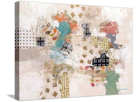 Materializing-Suzanne Mccourt-Stretched Canvas Print