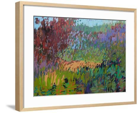 Color Field No. 72-Jane Schmidt-Framed Art Print