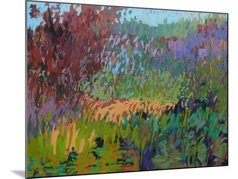 Color Field No. 72-Jane Schmidt-Mounted Art Print