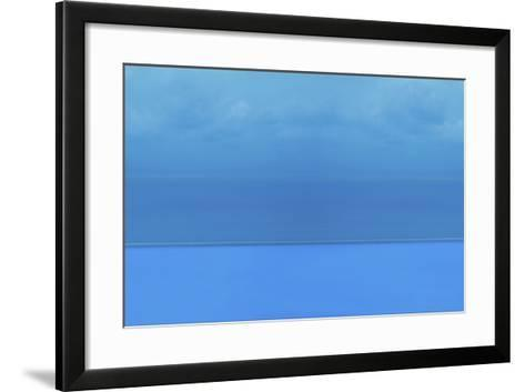 Dusk & Water IV-James McLoughlin-Framed Art Print