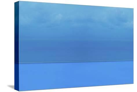 Dusk & Water IV-James McLoughlin-Stretched Canvas Print
