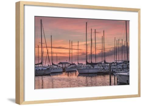 Dawning Day-Danny Head-Framed Art Print