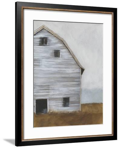 Abandoned Barn I-Ethan Harper-Framed Art Print