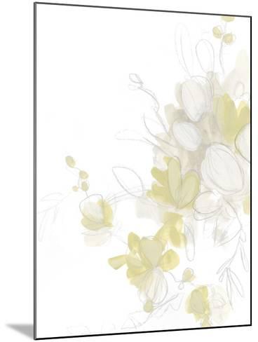 Viridis II-June Erica Vess-Mounted Premium Giclee Print