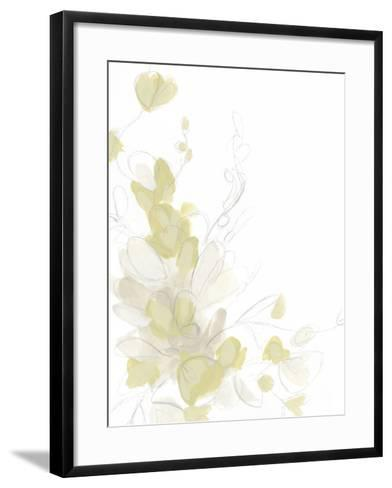 Viridis I-June Erica Vess-Framed Art Print