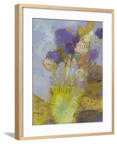Blumen II-Sue Jachimiec-Framed Art Print