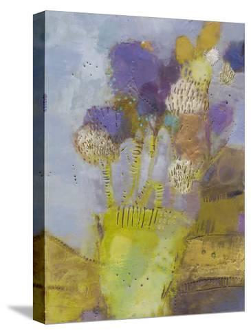 Blumen II-Sue Jachimiec-Stretched Canvas Print