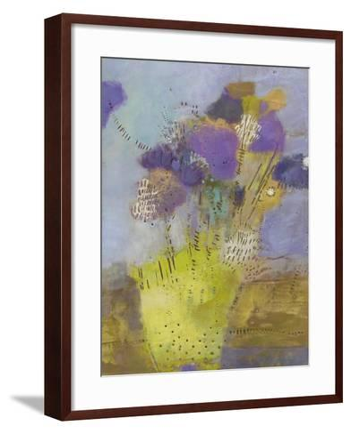Blumen I-Sue Jachimiec-Framed Art Print