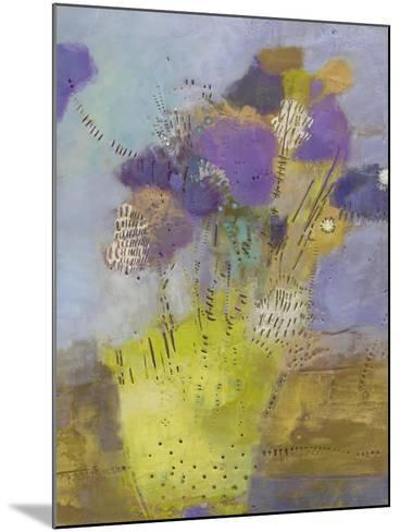 Blumen I-Sue Jachimiec-Mounted Premium Giclee Print