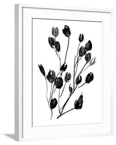 Expressive Floral II-Melissa Wang-Framed Art Print