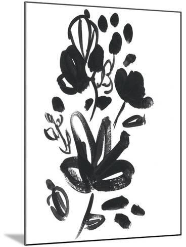 Cameo Bloom V-June Erica Vess-Mounted Premium Giclee Print