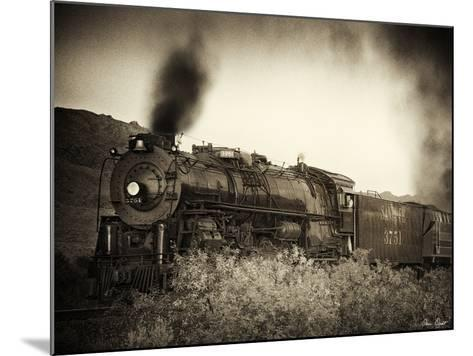 Train Arrival I-David Drost-Mounted Photographic Print