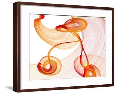 Touching Light III-Irena Orlov-Framed Art Print