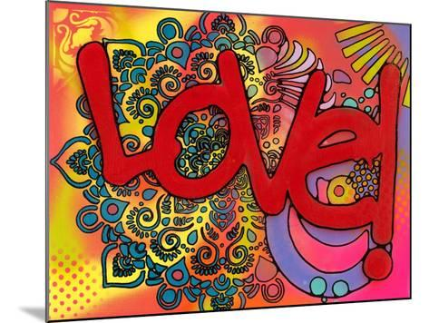 Love I-Dean Russo-Mounted Giclee Print