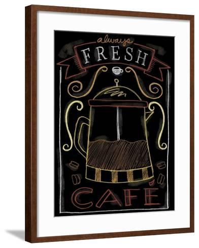 Chalk it Up 19-Holli Conger-Framed Art Print