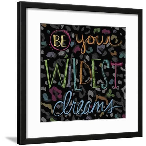Chalk it Up 7-Holli Conger-Framed Art Print