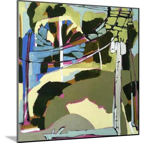 Trees & Wires VI-Erin McGee Ferrell-Mounted Premium Giclee Print