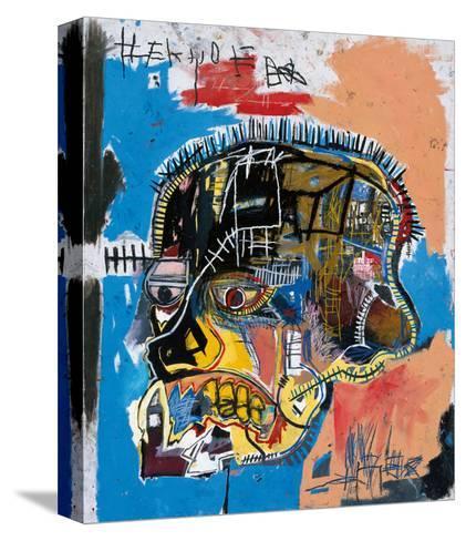 Untitled, 1981-Jean-Michel Basquiat-Stretched Canvas Print