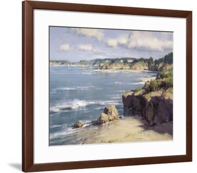 Coastal Afternoon-Scott Christensen-Framed Art Print