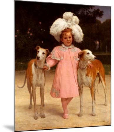 Alice Antoinette-Jan Van Beers-Mounted Art Print