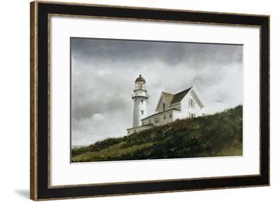 Cape Elizabeth-Douglas Brega-Framed Art Print