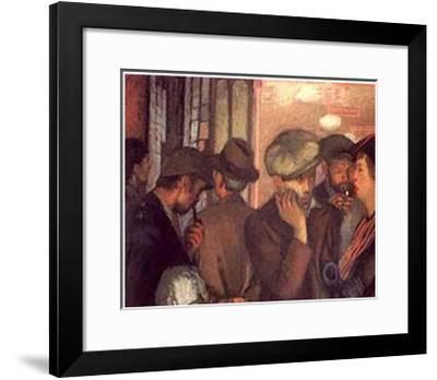 Sixth Avenue-Raphael Soyer-Framed Art Print