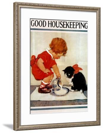 Good Houskeeping--Framed Art Print