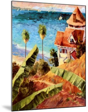 Catalina-Michael Hallinan-Mounted Art Print