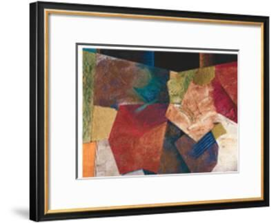 Long Shadows VII-Rose Edwards-Framed Art Print