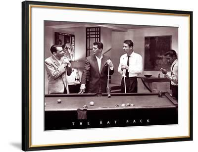The Rat Pack Poster By Artcom