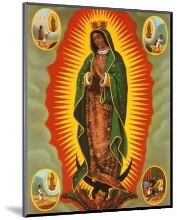 Madonna--Mounted Art Print