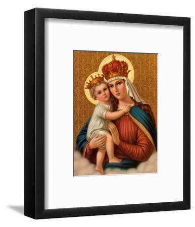 Mariahilf--Framed Art Print