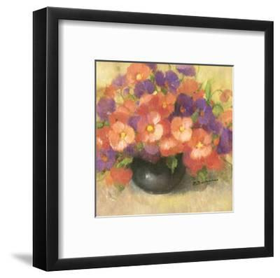 Blumen-R^ Bertram-Framed Art Print