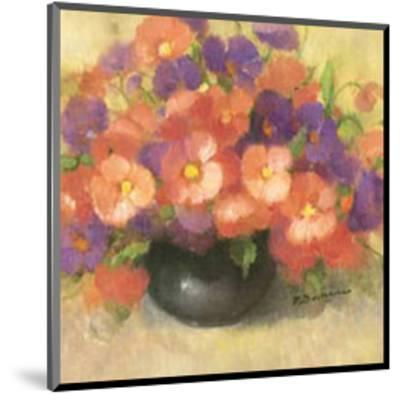 Blumen-R^ Bertram-Mounted Art Print
