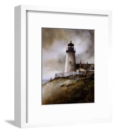 Pemaquid-Ray Hendershot-Framed Art Print