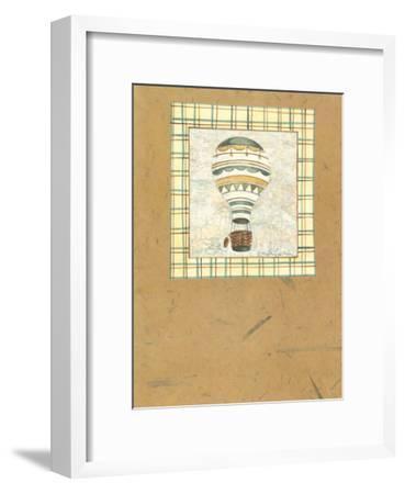 Around the World I-Alie Kruse-Kolk-Framed Art Print
