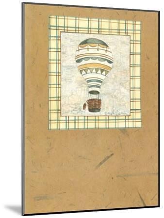 Around the World I-Alie Kruse-Kolk-Mounted Art Print