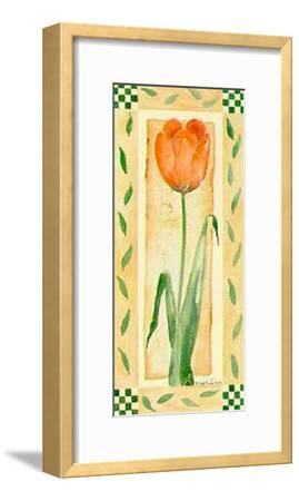 Orange-Alie Kruse-Kolk-Framed Art Print