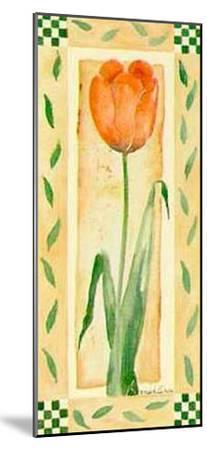Orange-Alie Kruse-Kolk-Mounted Art Print