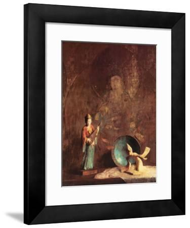 Music of Serenity-Hovsep Pushman-Framed Art Print