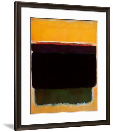 Untitled, 1949-Mark Rothko-Framed Art Print