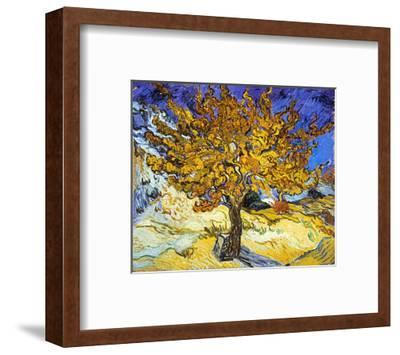 Mulberry Tree, c.1889-Vincent van Gogh-Framed Art Print