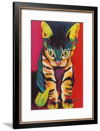 Squirt-Ron Burns-Framed Art Print