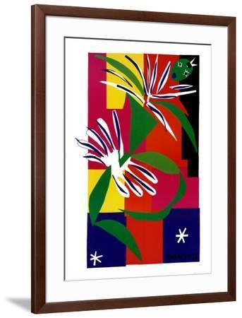 Creole Dancer, c.1947-Henri Matisse-Framed Art Print