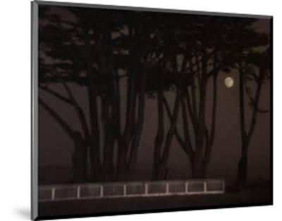 Twilight and Reverie-Paul Kozal-Mounted Art Print