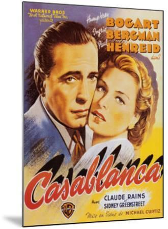 Casablanca--Mounted Art Print