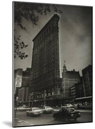 Flatiron Building At Broadway-Ralph Uicker-Mounted Art Print